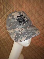Used-Napa Racing Team #28 & #9 Intrepid Fallen Hero Desert Digital Cap-One Size