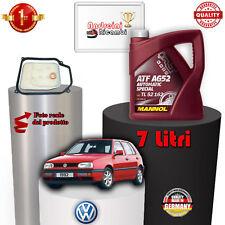 KIT FILTRO CAMBIO AUTOMATICO E OLIO VW GOLF MK3 1.9 TDI 66KW 1995 -> 1997 1003