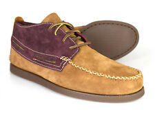 Sperry A/O Wedge Chukka Tan Brown Desert Boots STS13907 RRP £95