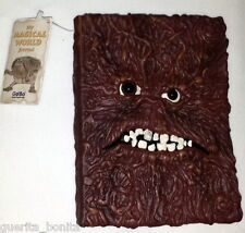 My Magical World Journal Childrens Book 2004 GoBo Rubber Face Evil Dead NEW
