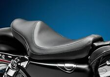 Asiento Solo La Villano De Pera Harley Davidson Sportster Bobber Personalizada