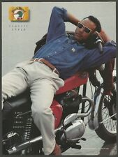 DUCK HEAD Classic Style        1991 Print Ad