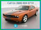 2011 Dodge Challenger SRT8 Coupe 2D Leather Sirius Satellite Stability Control Keyless Start Dual Air Bags Premium