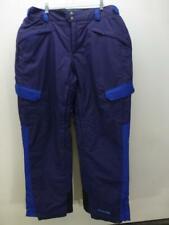 Columbia Thermal Comfort Omni Tech Shield snowboard ski snow pants mens 2XL XXL
