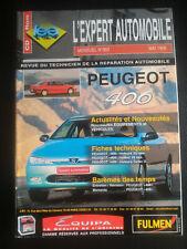 REVUE TECHNIQUE PEUGEOT 406 V6 coupé RTA V 6