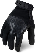 Ironclad Command Tactical Pro Touchscreen Black Gloves Large