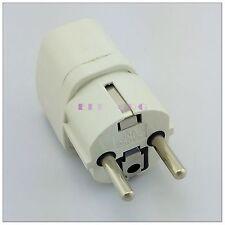 1* US AU EU Universal to DE AC Adapter Power Plug Travel Outlet Converter Socket