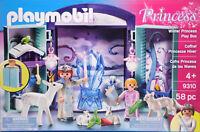 Playmobil US Princess 9310 Winter Princess Play Box Eis-Prinzessin Tiere NEU RAR