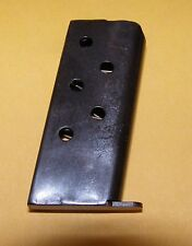 BAUER MAGAZINE 25 CAL BAUER 25 CALIBER NEW MAGAZINE 6 ROUNDS / FN BABY BROWNING