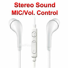Unbranded/Generic 3.5mm Jack Headband Fit Mobile Phone Headsets with Built-In Microphone