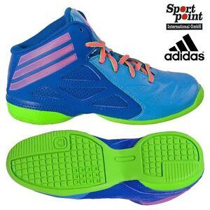 Adidas NEXT LEVEL SPEED 2 Kinder Hallenschuhe Basketballschuhe Indoor 36 Neu