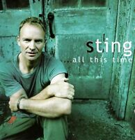 STING all this time (CD album, special edition) soft rock