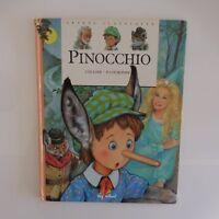 Pinocho Collodi Piedra Corona Ciervo 1994