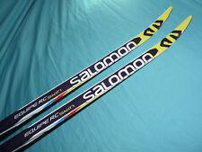 SALOMON Equipe RC Skin Classic XC Cross Country SKIS 206cm extra stiff NEW! ❆❆