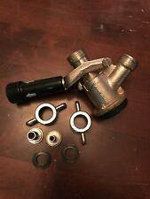 Draft Beer Keg Tap Coupler Perlick D Type Sankey (US style) with wing nuts