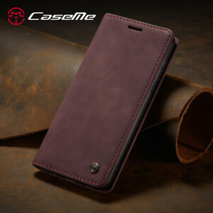 Magnetic Wallet Case Card Slim Leather Flip Cover for OnePlus 7 8 Pro 8T Nord