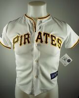 Pittsburgh Pirates Official Majestic Andrew McCutchen 22 MLB  Youth Jersey