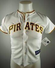 Pittsburgh Pirates MLB Majestic Kids & Youth Size Andrew McCutchen Jersey New