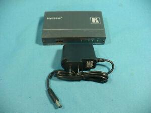 Kramer 670RN 4K UHD HDMI Over Fiber Optic Cable Receiver DigiTools AC Adapter