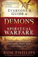 Everyone's Guide to Demons and Spiritual Warfare - Ron Phillips - FREE SHIPPING