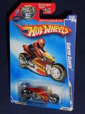 Hot Wheels 2009 Dream Garage Series #154 Canyon Carver  Mtflk Red