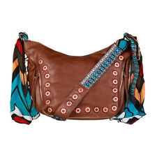 Desigual Damentasche Messengertasche Umhängetasche ethno boho style bag сумка