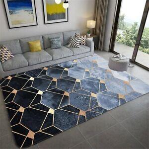 Marble Carpet Living Room Carpet Floor Mats Bedroom Bedside Rug