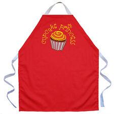 Fun Cooking Kitchen Aprons Gifts for Kids Children Boys Girls Cupcake Princess