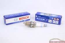 Mercedes-Benz SL 600 Set of 2 Spark Plugs BOSCH Germany OEM Quality FR8DC+