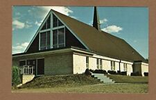 Neopit,WI Wisconsin, St. Anthony's,Menominee Indian Church built 1959 by Indians