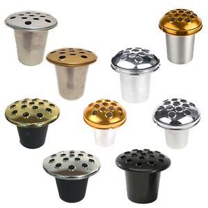 Metal & Plastic Grave Pot Replacment Part Dome Crem Vase Pots Headstone Insert