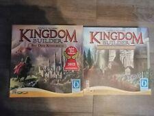 Kingdom Builder Grundspiel + Erweiterung Nomads Spiel des Jahres 2012 wie neu