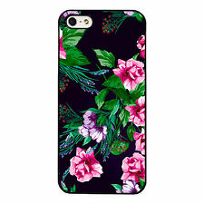 Floral Pattern phone case For iPhone 5 5S 6 phone case