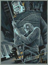 Son of Frankenstein Poster - Mondo - Rich Kelly - AP - Limited Edition of 30
