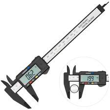 Calibre Digital Pie de Rey Precisión Pantalla LCD 0.1 - 150mm Calibrador