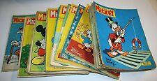 Le journal de Mickey - du n° 400 au 694 - 1 numéro au choix