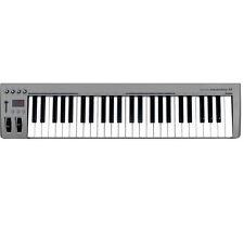 Acorn Masterkey 49 USB MIDI Controller Keyboard, velocity sensitive, Studio One