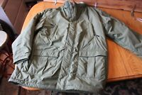 Guide Gear Men's Waterproof Jacket Army Green Large fleece lined coat Winter