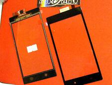 TOUCH SCREEN+VETRO PER SONY XPERIA Z1 L39H DISPLAY LCD RICAMBIO C6902 C6903 NERO