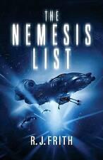 The Nemesis List,Frith, R J,New Book mon0000087048