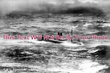 CO 491 - RMS Lyonesse Reaching Scilly Isles In A Gale, Cornwall - 6x4 Photo