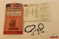 1972-1975 HONDA XL250 XL 250 MOTOSPORT 250 SCM CARBURETOR MASTER REPAIR KIT
