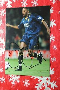 Jason Euell (Wimbledon) Signed Photo