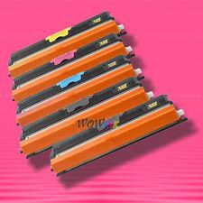 5 TONER for OKIDATA 44250716 44250715 44250714 44250713 C130n C110 MC160 MFP HY