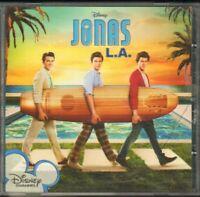 JONAS L. A. dei Jonas Brothers CD Audio Musicale