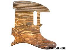 *NEW Telecaster PICKGUARD for Fender USA Standard Tele 8 Hole Wood Print