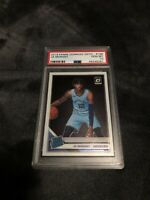 2019 Panini Donruss Optic #168 Ja Morant RC Rookie Gem Mint PSA 10