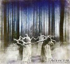 ARTEFACTUM Foxgloves & Bluebells LTD.CD Digipack 2011