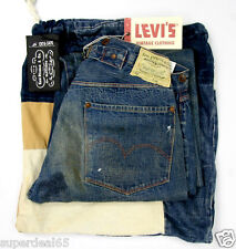 LVC Levis LVC Vault Piece 1915 201 Jean # 602009003 34x36 Made In USA 187 of 429