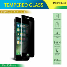 "Apple iPhone 6S, 6 (4.7"") tempered glass privacy anti spy screen protector"